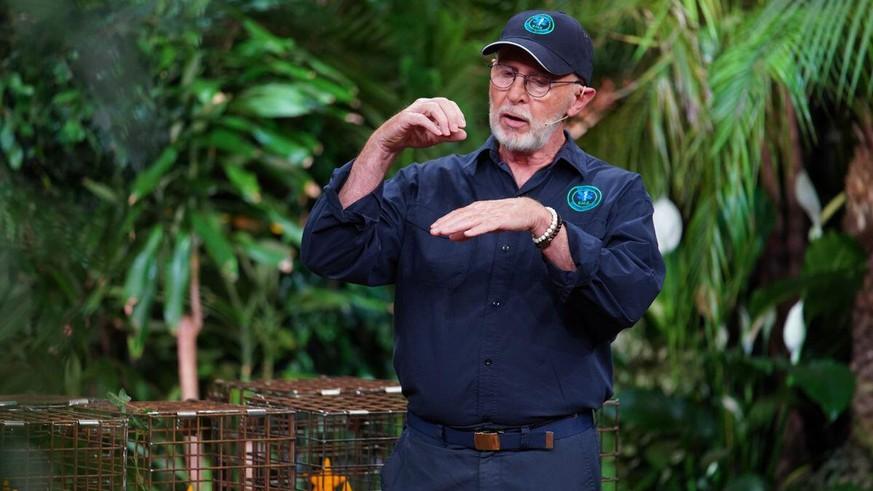 Dschungelcamp: Dr. Bob enthüllt kuriose Schmuggel-Tricks der Kandidaten