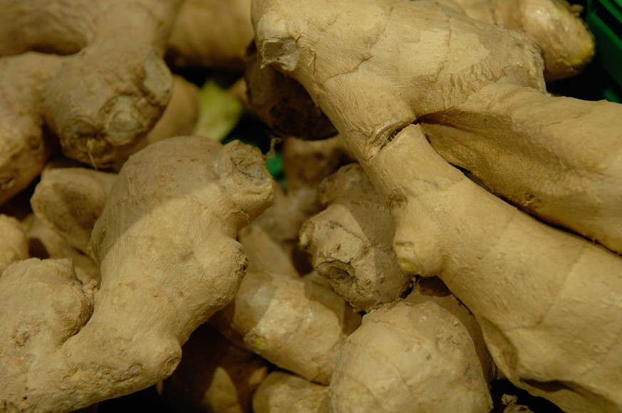 ginger,vegetable PUBLICATIONxNOTxINxUK