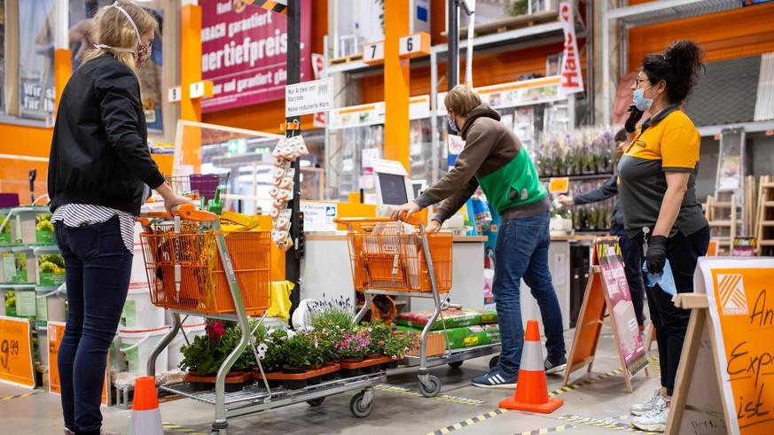 """""""Ungewöhnlich"""": Baumärkte wundern sich über Kunden"""