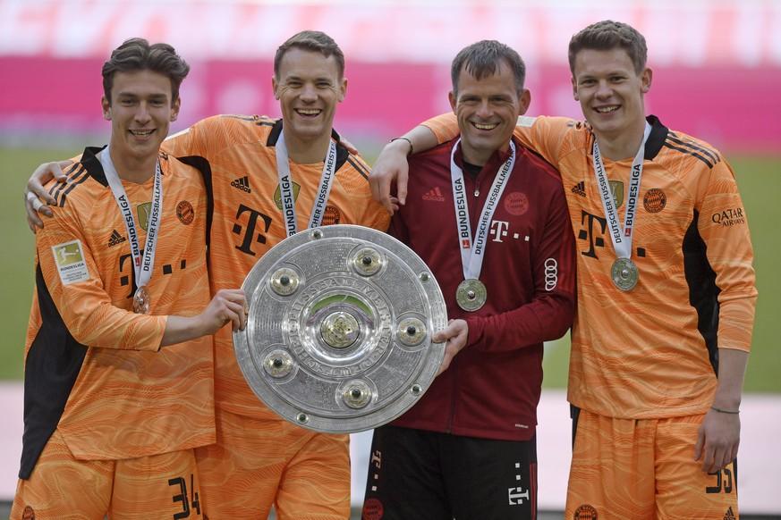 Torwart Bei Bayern München