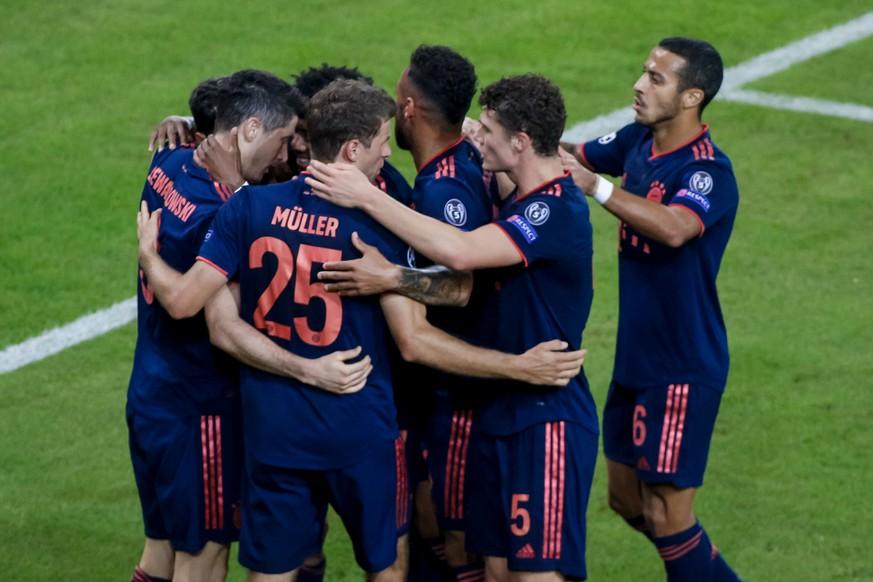 FC Bayern: Thomas Müller zeigt Kovac, wo der Hammer hängt