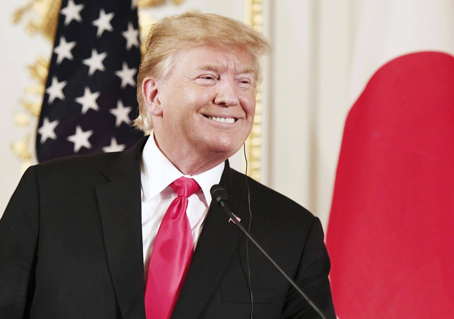 Trump Hat Eine Neue Frisur Und Alles Was Jetzt Kommt Ist Lustig