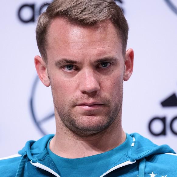 Manuel Neuer Frisur   So Sahen Die Deutschen Nationalspieler Fruher Aus Watson