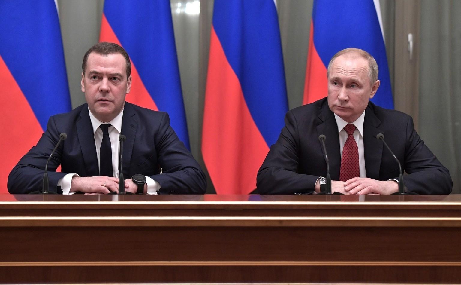 Putin Verfassungsreform Russland Putin Mochte Sich Straffreiheit Zusichern Lassen Watson
