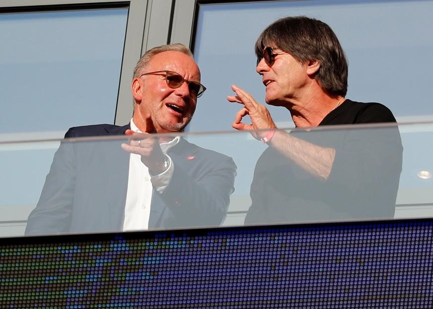 Rummenigge geht im Streit zwischen ter Stegen und Neuer auf DFB los