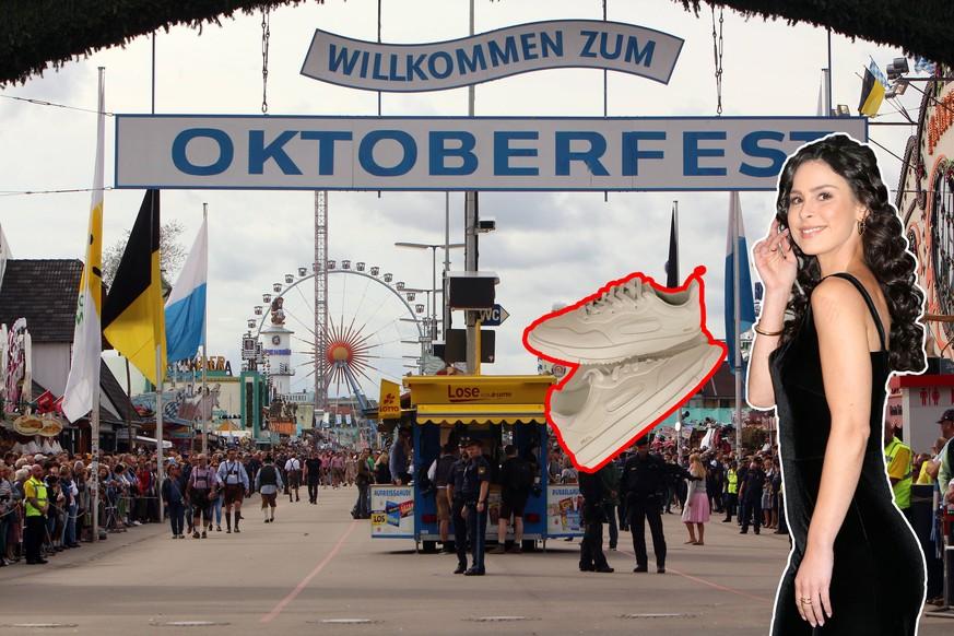 Lena Meyer Landrut geht erstmals aufs Oktoberfest - und