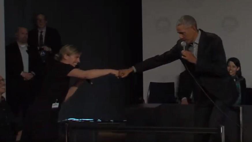 Katharina Schulze Obama