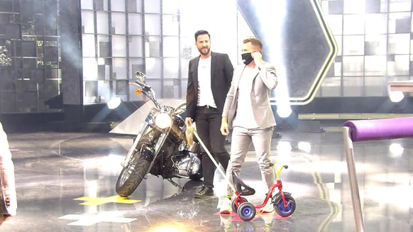 """Because you are so in love"": Wendler and Pocher crash RTL show - Paraice News"