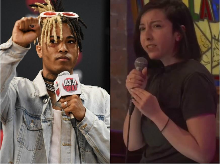 Comedienne macht geschmacklosen Witz über XXXTentacion – und Rapper wüten nun