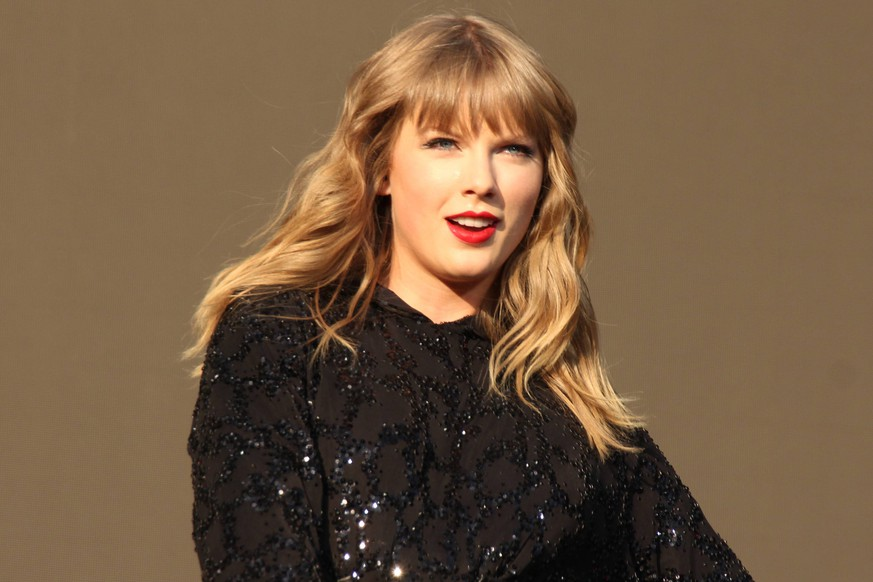 Gegen Stalker: Taylor Swift ließ bei Konzert heimlich Fans scannen