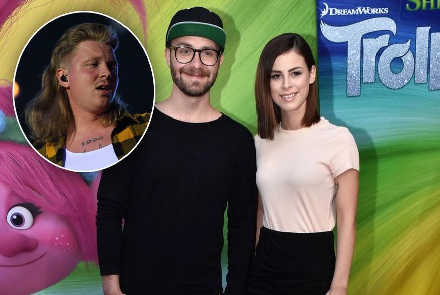 Lena Meyer-Landrut und Mark Forster: Nico Santos enthüllt Details!