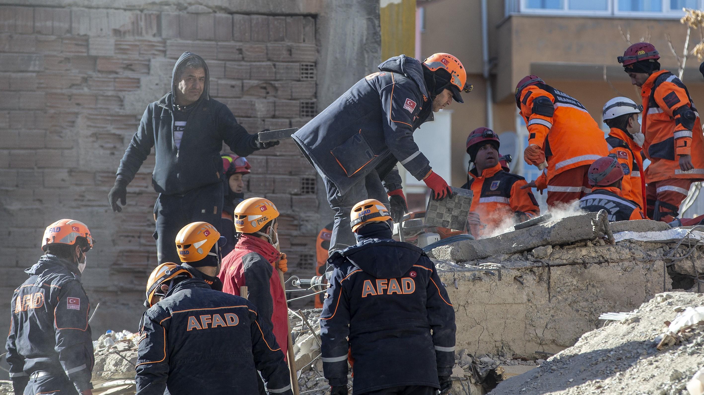 Zahl der Toten nach Erdbeben in Türkei auf 29 gestiegen