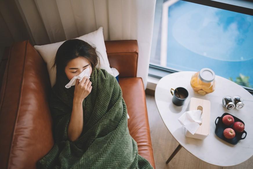 Erkältung clever umgehen: 6 Tipps, um topfit zu bleiben