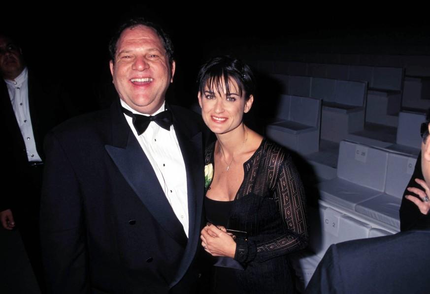 """Harvey Weinsteins sadistisches System: """"Er hetzte den Frauen Spione auf den Hals"""""""