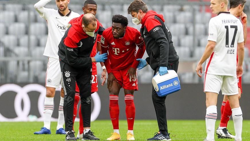 Alphonso Davies verletzt: Jetzt wittern die nächsten Bayern-Newcomer ihre Chance