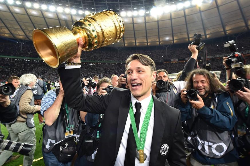 Die Besten Zitate Nach Eintracht Frankfurts Pokal Sieg Watson