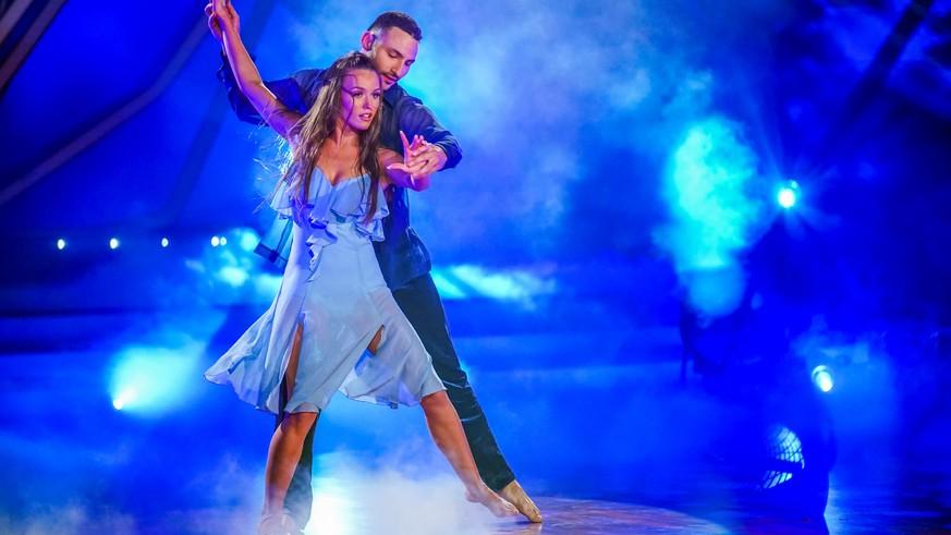 """""""Let's Dance"""": Wenn dieser Tanz Laura Müller mal keinen Ärger einbringt"""