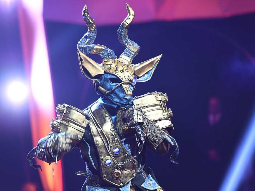 """""""The Masked Singer"""": Dieser Promi steckt im Kudu-Kostüm"""