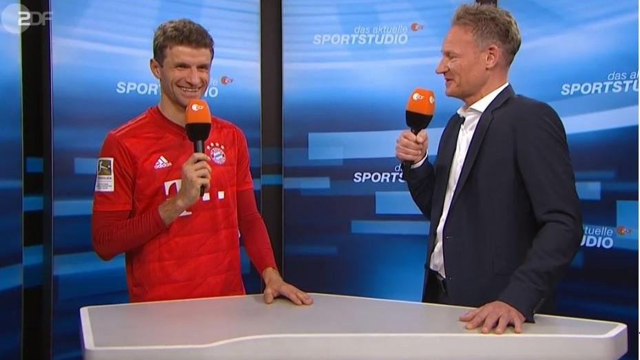 Müller erklärt zwischen den Zeilen, dass er die EM 2020 noch nicht abgehakt hat