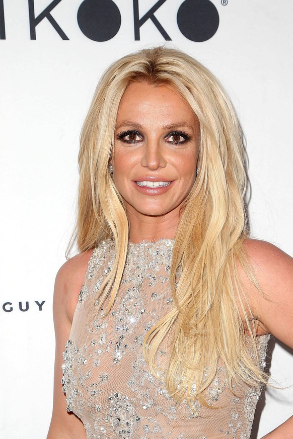Britney Spears bei den Hollywood Beauty Awards am 25.02.2018 in Los Angeles 4th Annual Hollywood Beauty Awards in Los Angeles, 2018 *** Britney Spears at Hollywood Beauty Awards on Los Angeles, Los Angeles, USA on February 25, 2018 PUBLICATIONxINxGERxSUIxAUTxONLY
