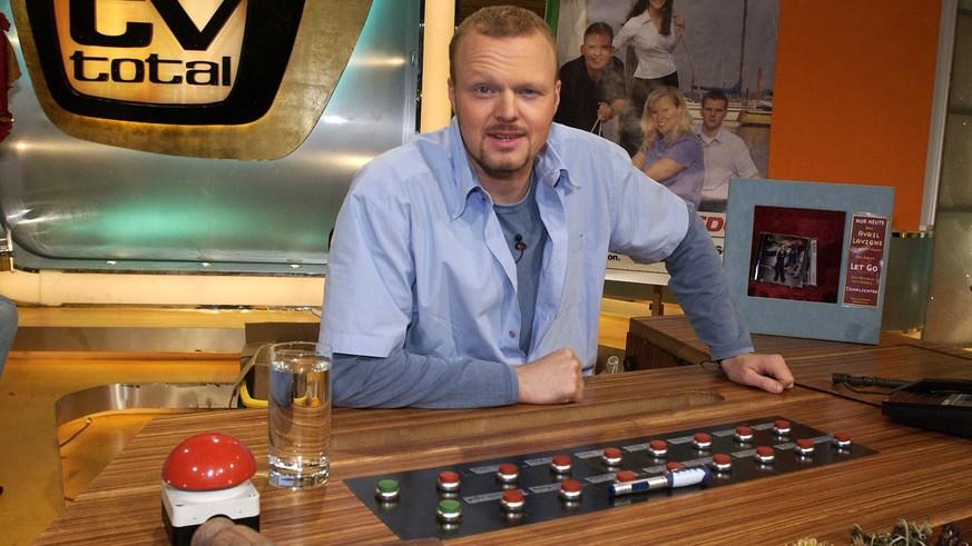"""TV Whole""-Comeback: Stefan Raab holt die Kult-Present ins Fernsehen zurück"