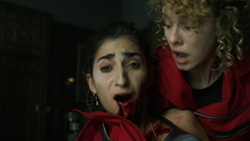 """Stirbt Nairobi in der vierten """"Haus des Geldes""""-Staffel? Drei Fragen, die endlich beantwortet werden"""