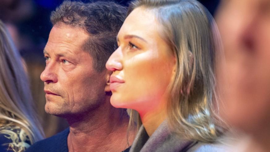 """Til Schweiger als """"Wendler 2.0""""? Fans machen sich über Bild mit Freundin lustig"""