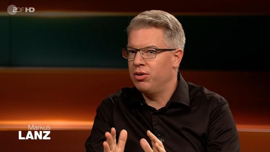 """Bei Maskenpflicht-Diskussion platzt Frank Thelen bei Lanz der Kragen: """"Verstehe das nicht!"""""""