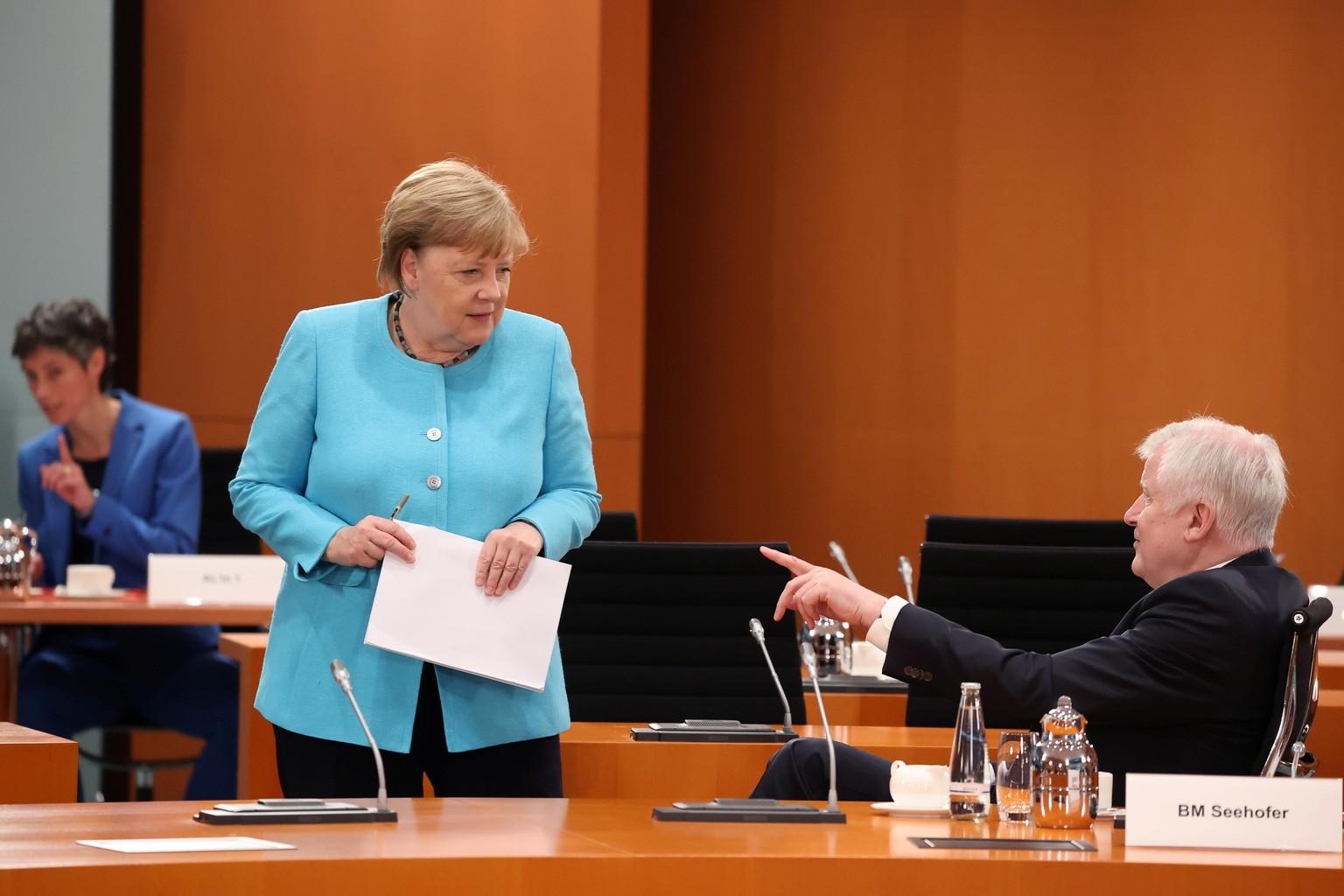 Anzeige Gegen Merkel