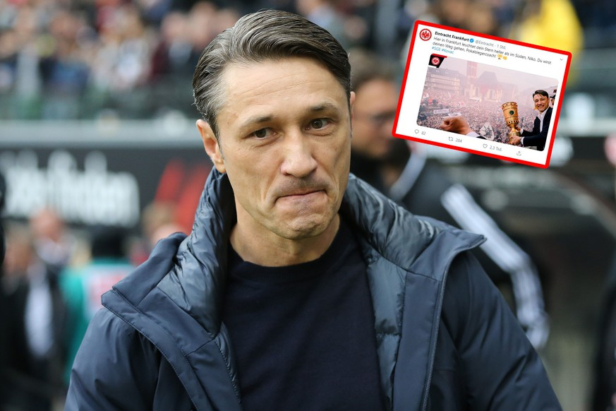 02.11.2019, xtvx, Fussball 1.Bundesliga, Eintracht Frankfurt - Bayern Muenchen emspor, v.l. Trainer Niko Kovac FC Bayern Muenchen Portrait DFL/DFB REGULATIONS PROHIBIT ANY USE OF PHOTOGRAPHS as IMAGE SEQUENCES and/or QUASI-VIDEO Frankfurt am Main *** 02 11 2019, xtvx, Football 1 Bundesliga, Eintracht Frankfurt Bayern Muenchen emspor, v l Coach Niko Kovac FC Bayern Muenchen Portrait DFL DFB REGULATIONS PROHIBIT ANY USE OF PHOTOGRAPHS as IMAGE SEQUENCES and or QUASI VIDEO Frankfurt am Main