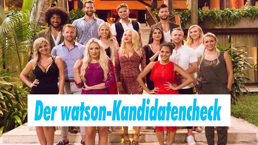 Bachelor In Paradise Das Sind Die Kandidaten Im Check Watson