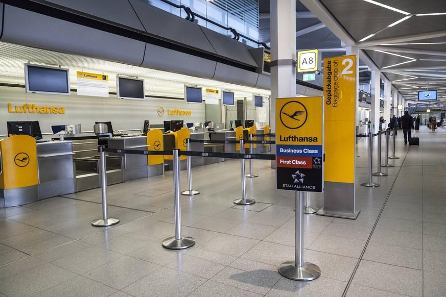 Ab diesen Destinationen lanciert die Swiss das Wilma-Boarding