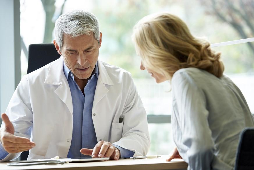 Sechs Arztfragen, bei denen du nie lügen solltest