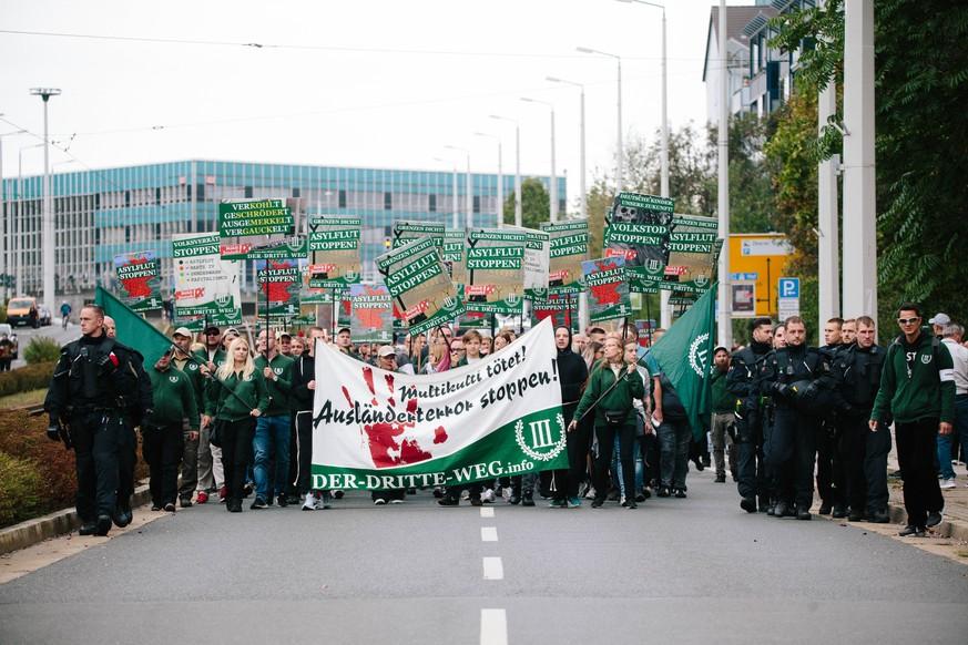 Zunahme rechter Gewalt in Deutschland 1 0