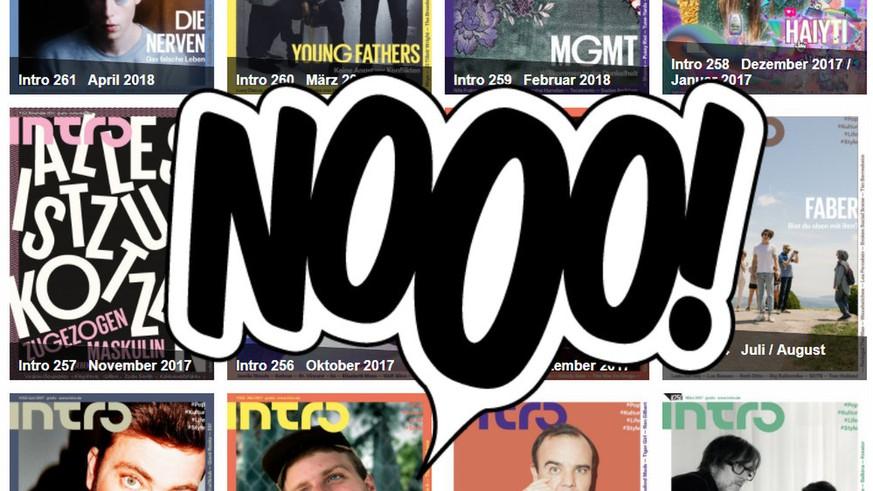 Das ist das neue Heft! Pop INTRO