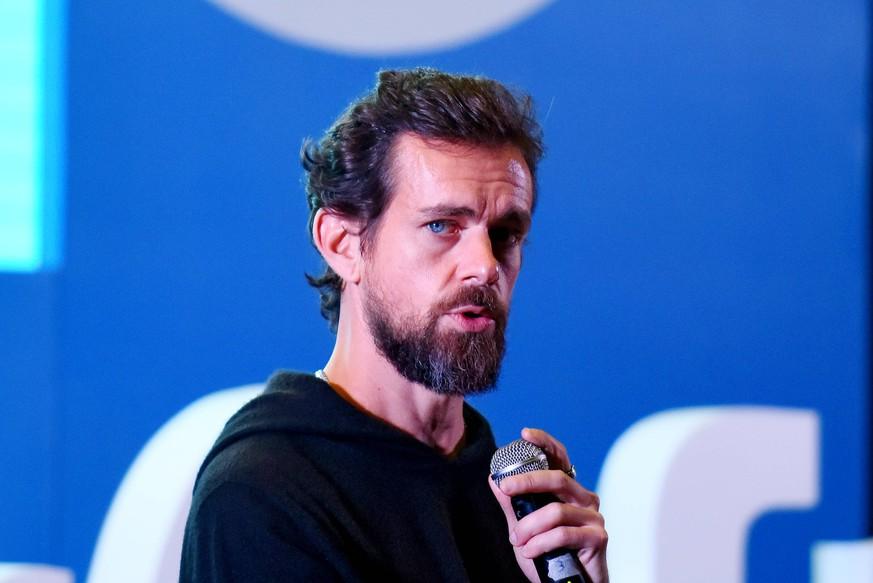 NEW DELHI, INDIA - NOVEMBER 12: Twitter CEO and Co Founder, Jack Dorsey addresses students at the Indian Institute of Technology (IIT), on November 12, 2018 in New Delhi, India. (Photo by Amal KS/Hindustan Times) Twitter CEO And Co Founder Jack Dorsey Addresses Students At The IIT Delhi PUBLICATIONxNOTxINxIND