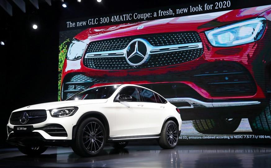 """""""Mir fehlen die Worte"""": Mercedes-Werbung geht völlig nach hinten los"""