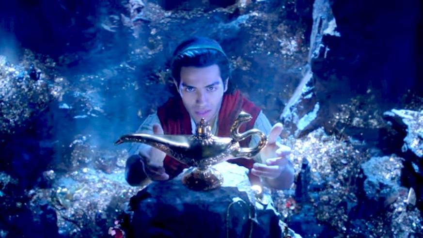 Aladdin Verfilmung