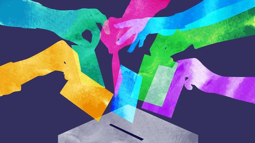 Wahlbeobachtung von rechts – wie Rechtsextreme das Vertrauen in die Demokratie untergraben