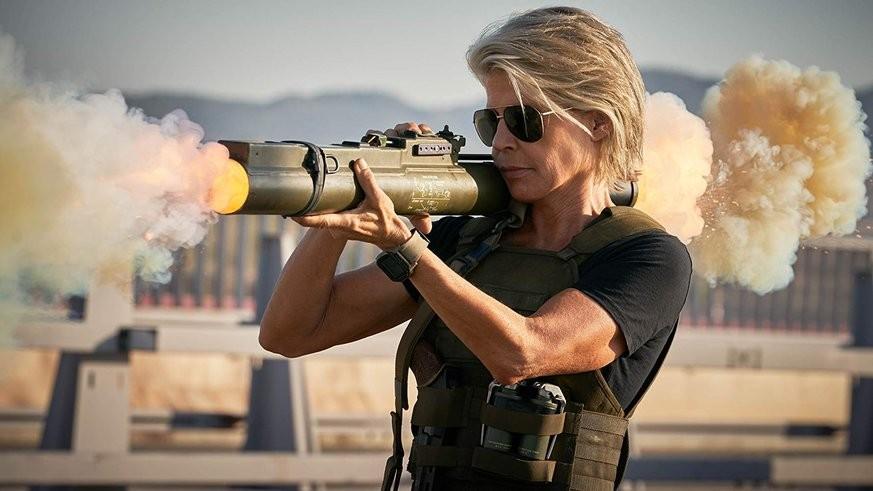 """James Cameron bringt """"Terminator"""" zurück. Hier ist der erste Trailer"""
