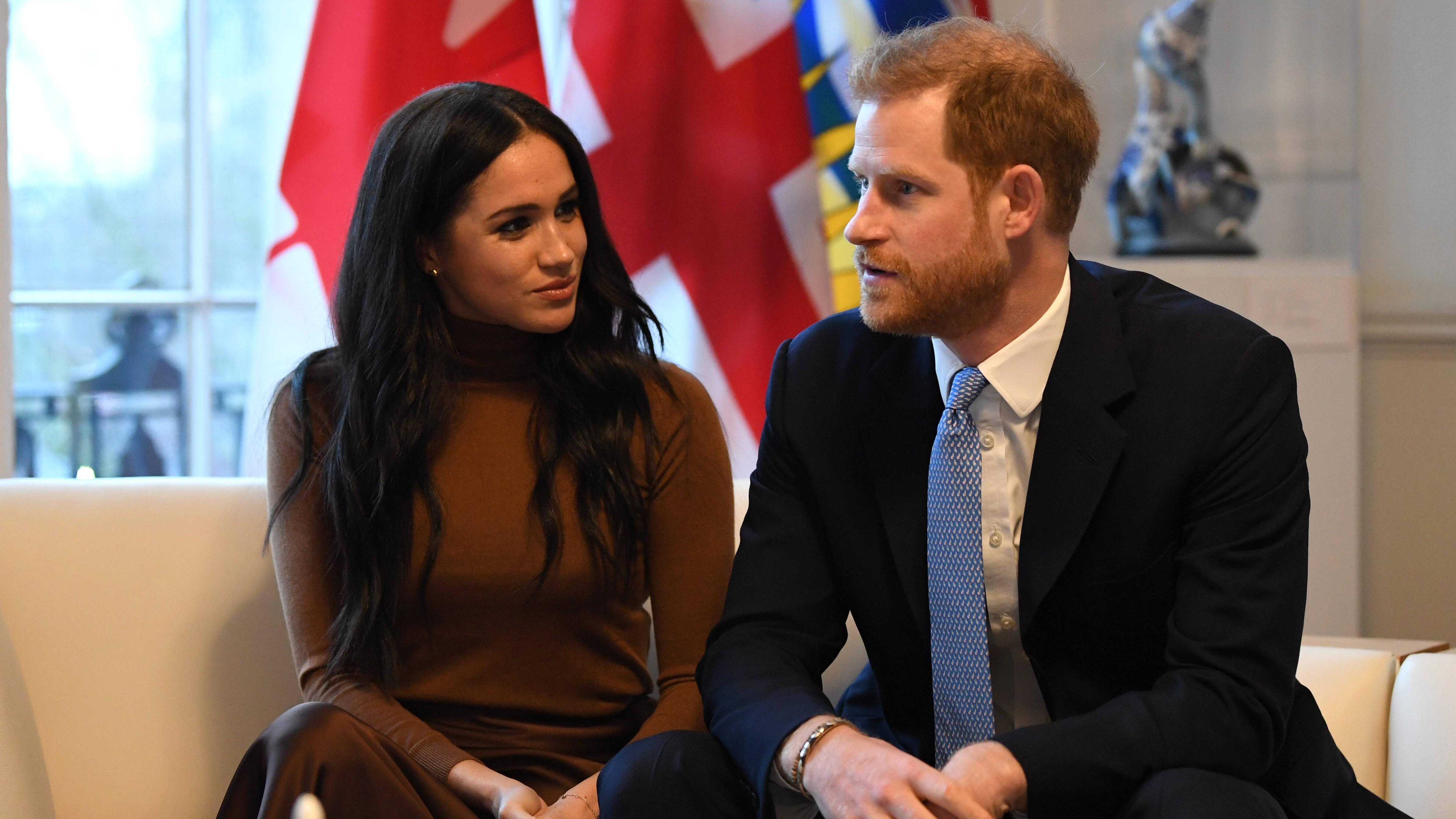 Renommierter Experte prophezeit Scheidung von Harry und Meghan