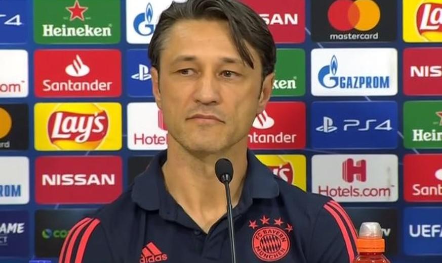 Kovac warnt Süle und reagiert cool auf Hoeneß' Stammplatz-Forderung