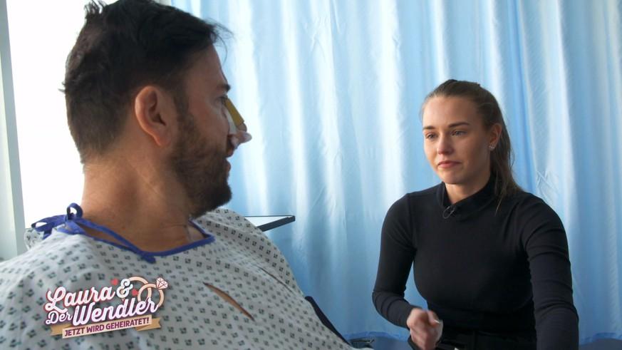 """""""Was für eine gemeine Frau"""": Nach Nasen-OP vom Wendler bricht Laura in Tränen aus"""