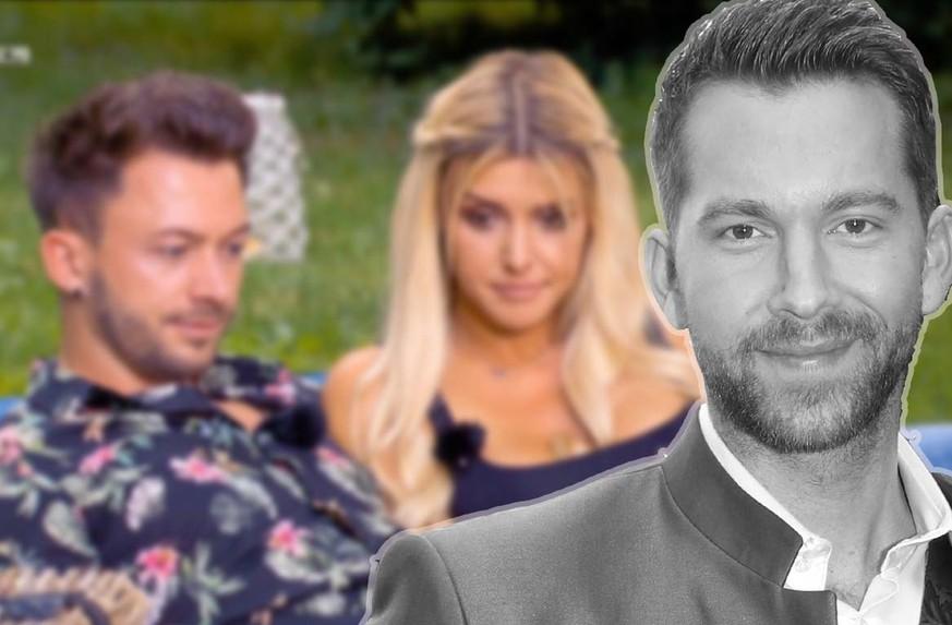 """Gerda und Kenos Trennung: Ex-""""Bachelor"""" vermutet PR-Liebe"""