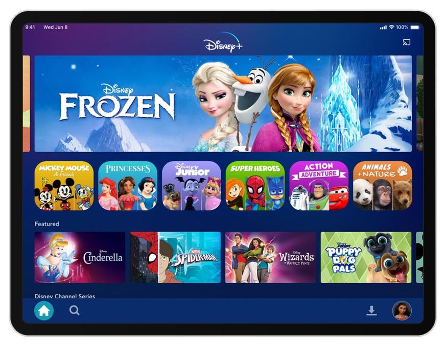 Neuer Streaming-Dienst kommt nach Deutschland: Disney Plus