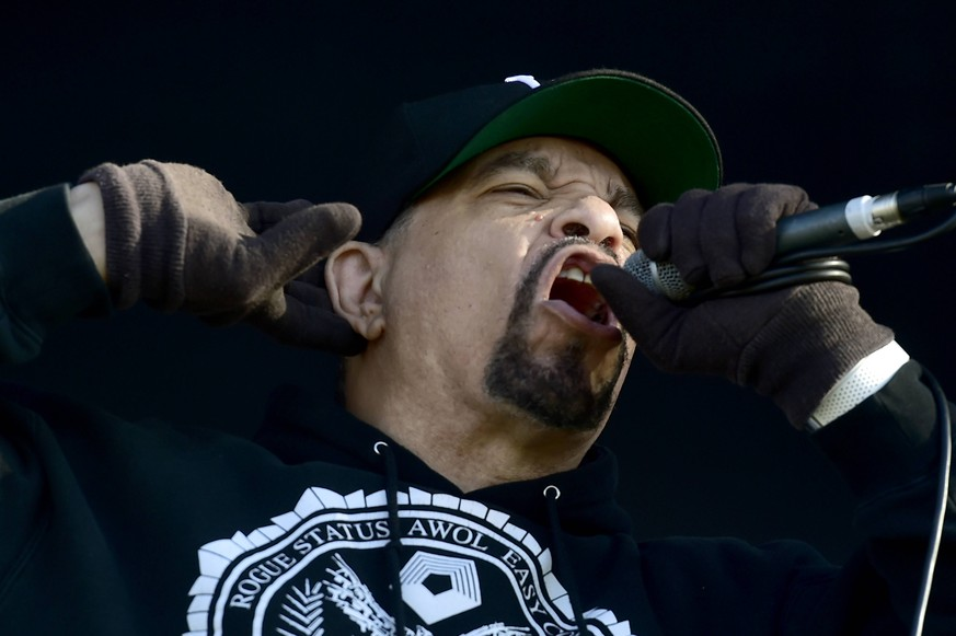 US Body Count with rapper Ice-T performs at concert on the second day of Aerodrome Festival in Panensky Tynec, Czech Republic, Friday, June 29, 2018. (CTKxPhoto/OndrejxHajek) CTKPhotoP201806300600201 PUBLICATIONxINxGERxSUIxAUTxONLY HAJ 07