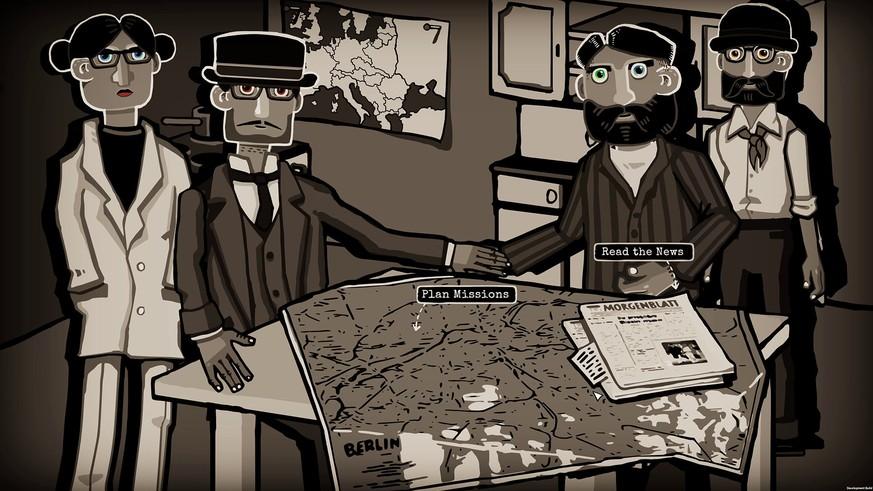 Dieses Nazi-Game könnte Schülern die Schrecken der NS-Zeit zeigen