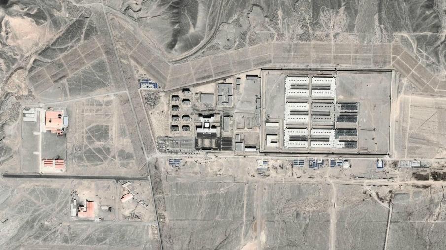 Uiguren Lager