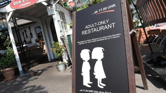 Rügen: Restaurant in Binz verweigert Kindern Zugang - watson