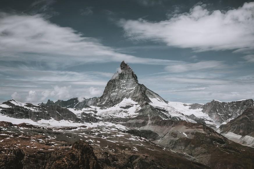Wie der berühmteste Berg der Schweiz unter dem Klimawandel leidet